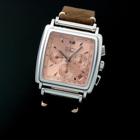 Zenith Chronograph Automatic // 11042 // Pre-Owned