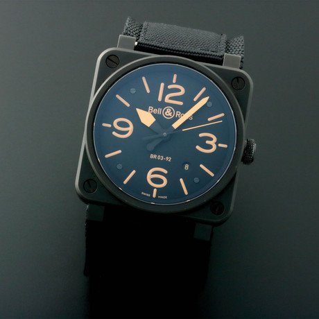 Bell & Ross Date Automatic // BR03-92 // Pre-Owned