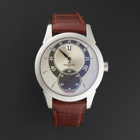 Perrelet Jumping Hour Automatic // A1037/1 // Unworn