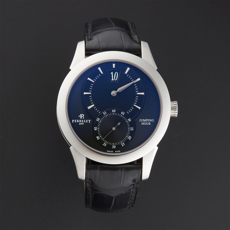 Perrelet Jumping Hour Automatic // A1037/7 // Store Display