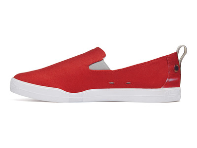 Touch Of Modern - Clearance: Footwear Step Out In Style  Farallon Slip-On Sneaker // Red (US: 8) Photo
