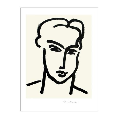 Grande Tete De Katia // Henri Matisse