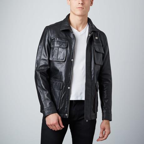 Rider Jacket // Black