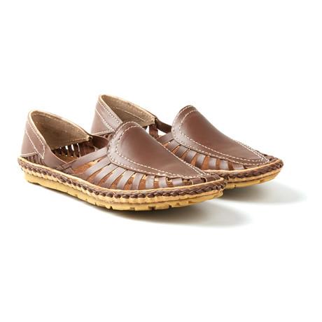 Regent Sandals // Brown