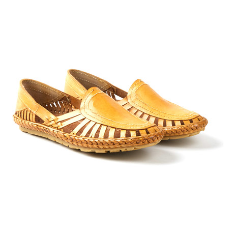 Regent Sandals // Natural