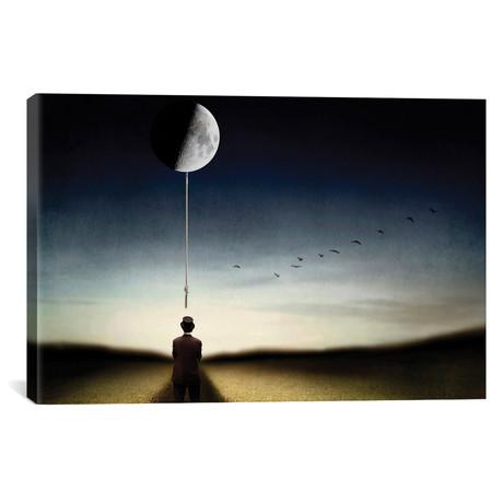 Man And The Moon... // Ben Goossens