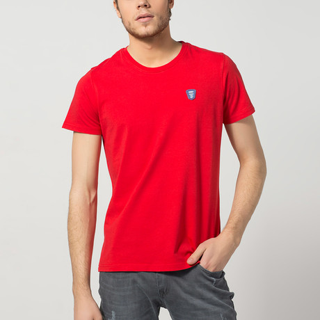Toni Short-Sleeve T-Shirt // Red