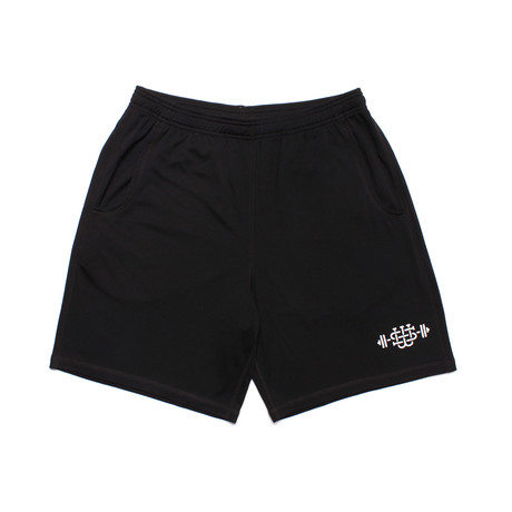 We Are All Smith // Barbell Athletic Short // Black