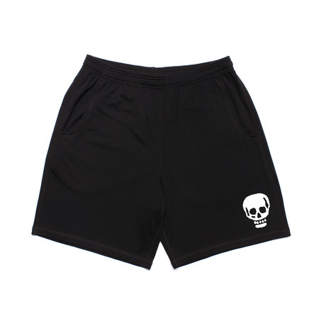 We Are All Smith // Outlive Athletic Short // Black