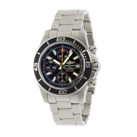 Breitling Superocean Chronograph II Abyss Automatic // A1334102-BA85-162A // Unworn