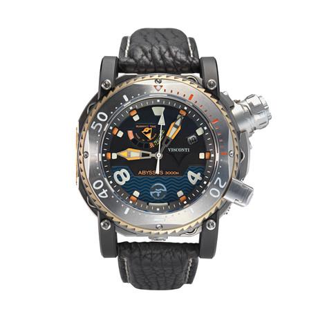 Visconti Abyssus Pro Dive Automatic // W108-02-132-1408