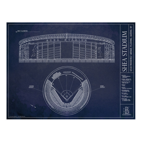Shea Stadium // New York Mets