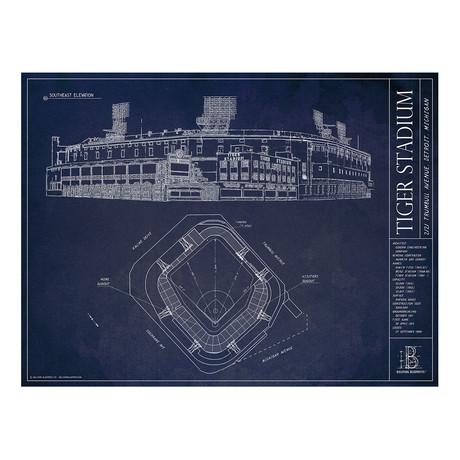 Old Tiger Stadium // Detroit Tigers