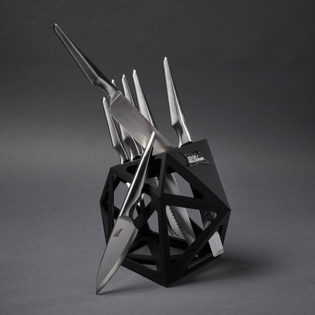 Arondight Set + Black Diamond XL Knife Block