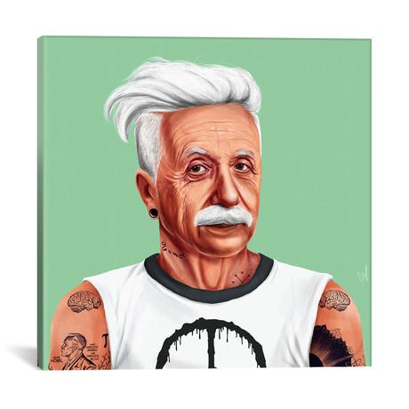 "Einstein // Amit Shimoni (18""W x 18""H x 0.75""D)"