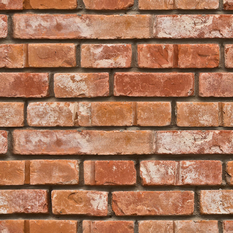 Realistic brick removable wallpaper 2 39 w x 10 39 h walls for Brick wallpaper sale