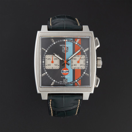 Tag Heuer Vintage Monaco Chronograph Automatic // CAW2113 // Pre-Owned