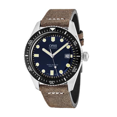 Oris Diver 65 Automatic // 73377204055LS02