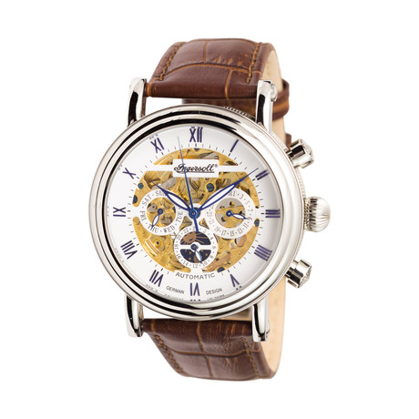 Ingersoll Gandhi Automatic // IN2716WH