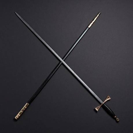 Slim Pencil Sword