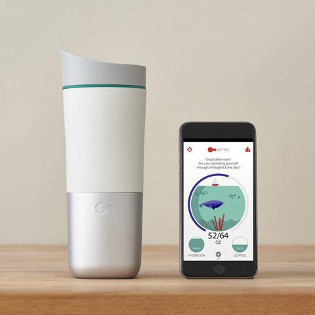 Ozmo Java+ Smart Coffee Mug