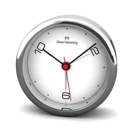 "Desire 3.25"" Alarm Clock // DAS14W"