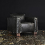 Cabot Chair (Saddle Black)