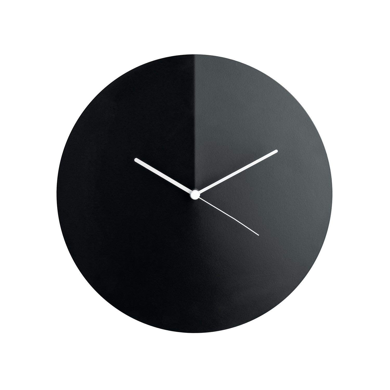 Arris clock stainless steel alessi touch of modern for Touch of modern clock