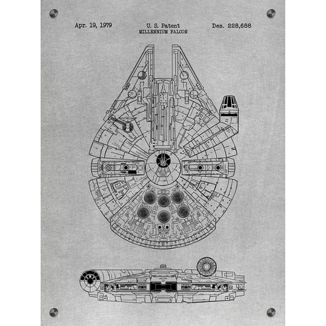 Screen Prints Of Patents X Wing