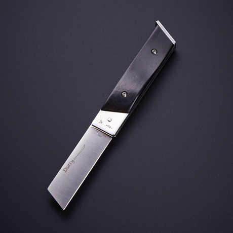 Dorry Folding Knife // Ebony (Small)