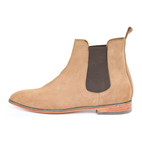 Miel Chelsea Boots // Light Brown (US: 8)