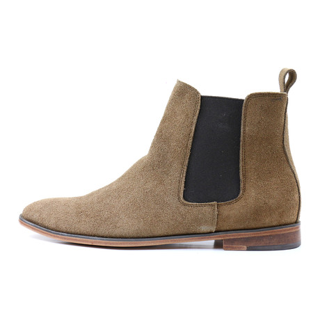 Tierra Chelsea Boots // Brown (US: 8)