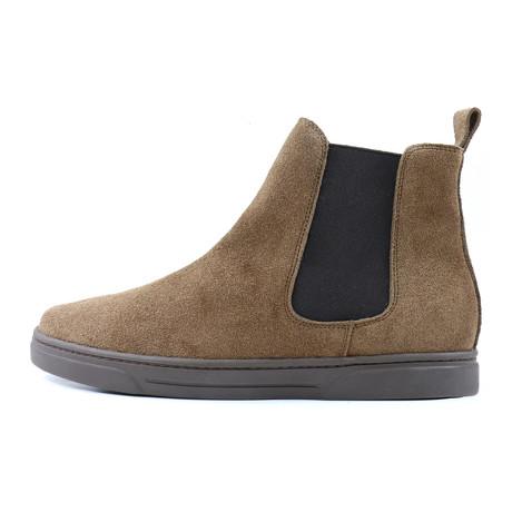 Tierra Chelsea Sneaker Boots // Brown