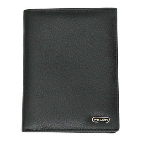 Bari Passport Cover // Black