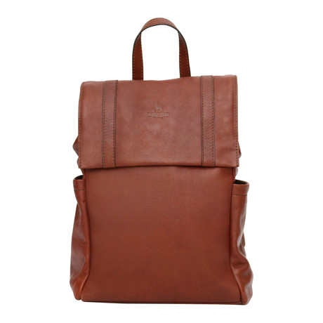 Modena Backpack // Cognac