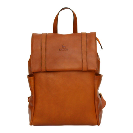 Modena Backpack // Tan