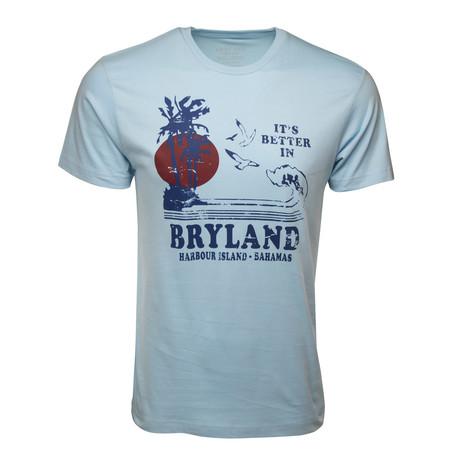 It's Better T-Shirt // Sky