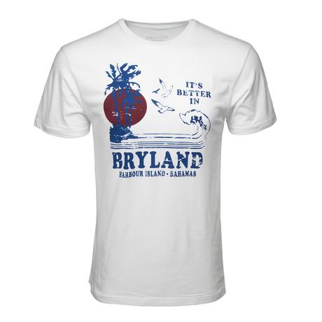 It's Better T-Shirt // White (S)