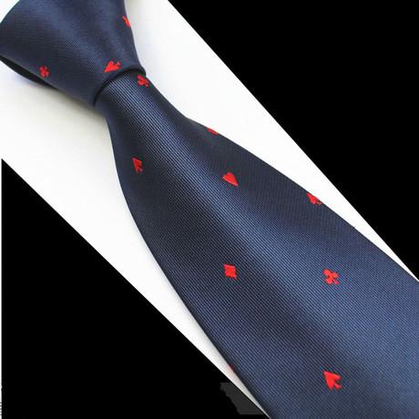 Malachi Tie // Navy