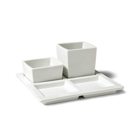 Bento Square Collection // 4-Square 3 Piece Set
