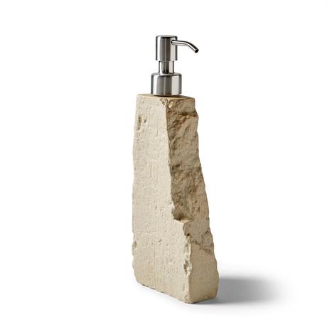 Large Soap Dispenser + Matching Vase