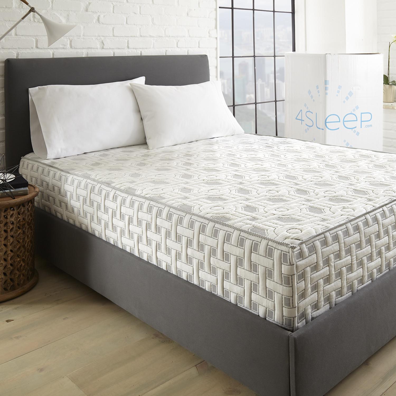 Luxury Memory Foam Mattress Twin 4Sleep Touch of Modern