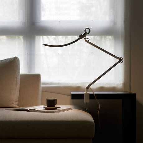 Table Clamp // White
