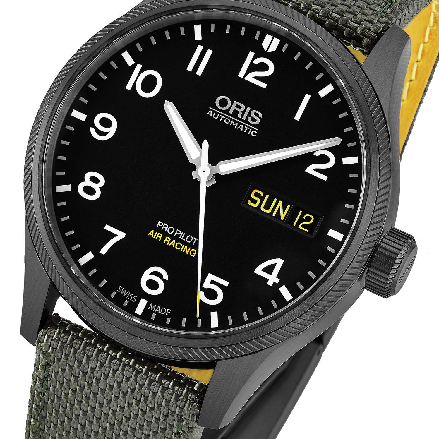 Pilot Vi Home: Oris ProPilot Air Racing Automatic // 75276984284SET
