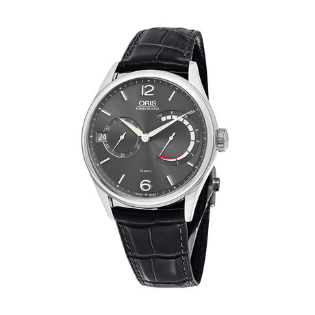 Oris Artelier Manual Wind // 01.111.7700.4063.LS72