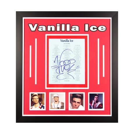 """Vanilla Ice // """"Ice Ice Baby"""""""