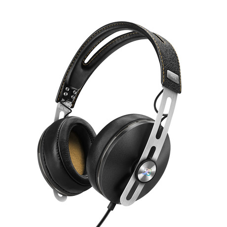 HD1 Over Ear Wired Headphones // Black