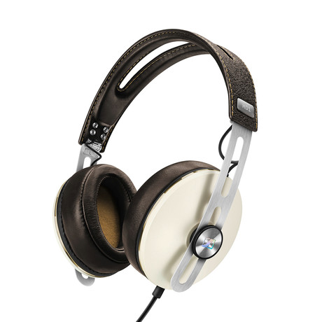 HD1 Over Ear Wired Headphones // Ivory