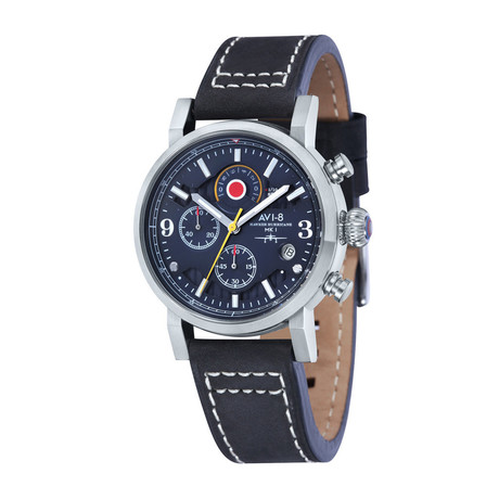 Avi-8 Hawker Hurricane Quartz Chronograph // AV-4041-03