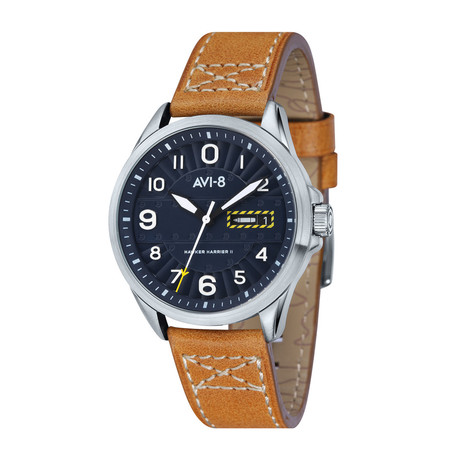 Avi-8 Hawker Harrier II Quartz // AV-4045-02